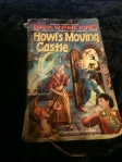 My original 1989 copy of Howl's Moving Castle