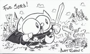 Epic Fantasy Owly