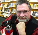 Jonathan & Rosie at a book signing Photo from wikipedia
