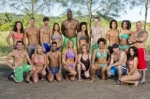 The cast of Survivor.  These people would not survive the Hunger Games