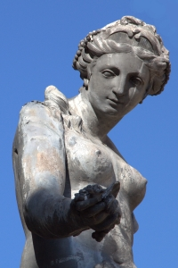 Statue_Amphitrite